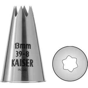 Kaiser 666310 La Forme Select Profi Spritzbeutel-Set, 7-teilig