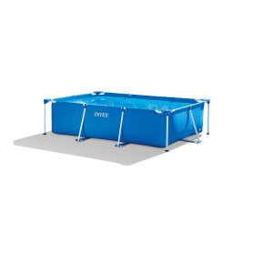 Intex Rectangular Frame Pool -Aufstellpool - 300 x 200 x...