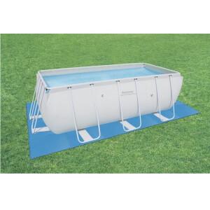 Bestway 58220 Flowclear Pool-Bodenschutzfliesen-Set, 8...