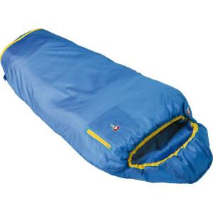 Grüezi Bag Kinderschlafsack Water Blue