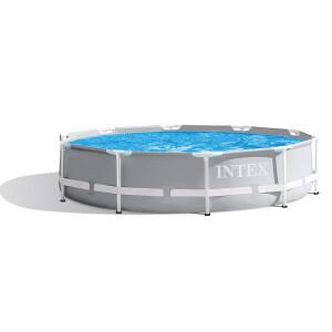 Intex Prism Rondo Ø 305 x 76 cm Frame Pool Set,...