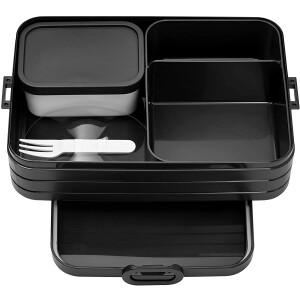 Mepal Bento-Lunchbox Take A Break Black Edition Large...