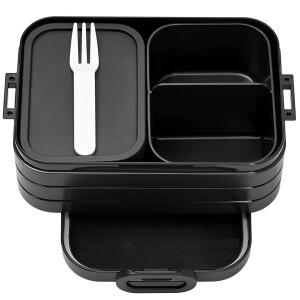 Mepal Bento-Lunchbox Take A Break Black Edition midi...