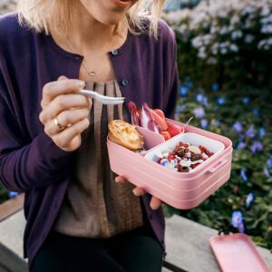 Mepal Bento-Lunchbox Take A Break Nordic red midi –...