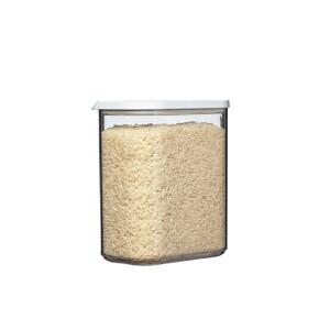 Mepal vorratsdose modula 1500 ml, Plastik, Weiß,...
