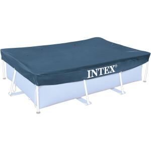 Intex Rectangular Pool Cover - Poolabdeckplane - 300 x...