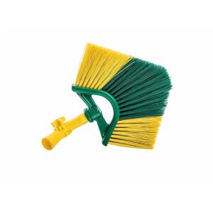 Neustanlo® Ersatzbürste inkl. Winkelgelenk Eckbesen