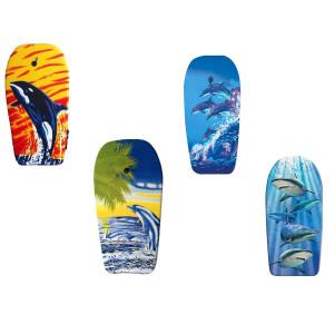 Neustanlo® Bodyboard Schwimmhilfe Kickboard Surfbrett...